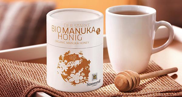 Miere de Manuka TA25+ Ecologica/Bio 250gr SONNENTOR 1