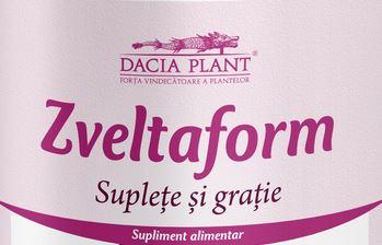 Zveltaform – Produs nou Dacia Plant