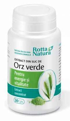 orz verde rotta