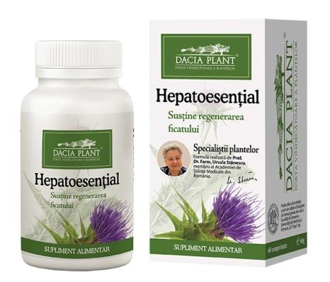 Hepatoesential – Dacia Plant