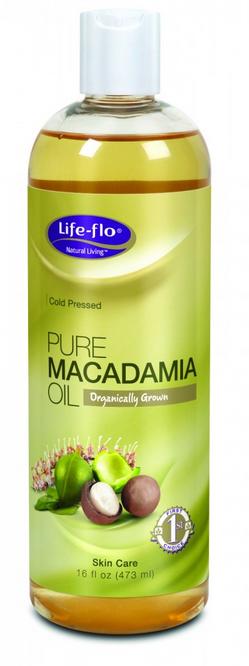 Ingrijirea tenului matur cu Macadamia, Argan, Acid Glycolic si alte ingrediente minune (P)