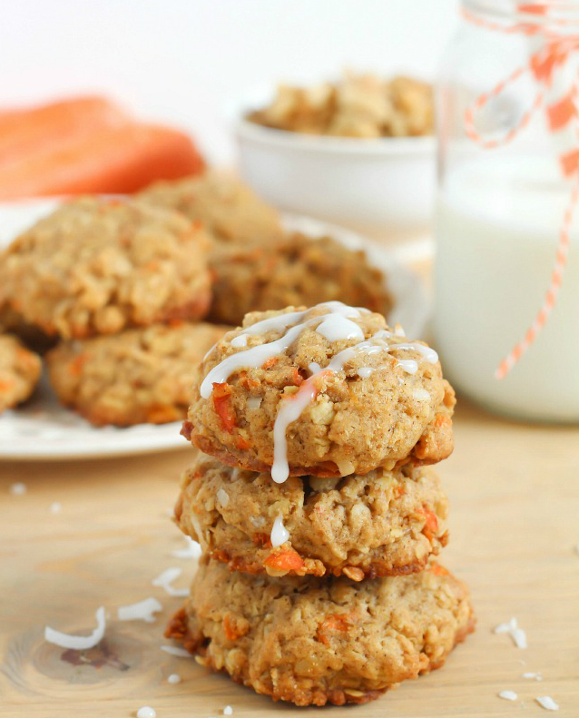 Carrot-Oatmeal-Cookies-2