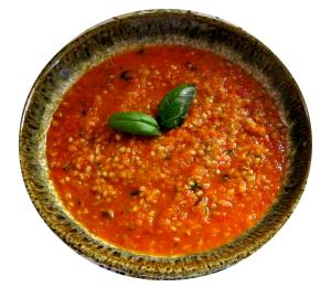 supa rosii cu hrisca