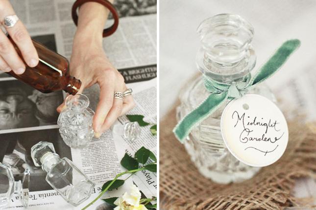 Parfum homemade– povestea unei flori