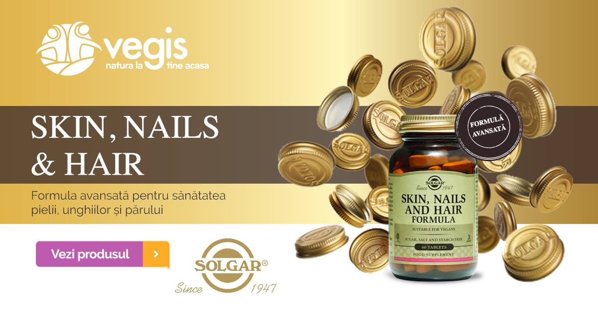 Solgar Skin Nails & Hair
