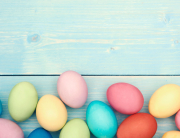 cum colorezi ouale de paste