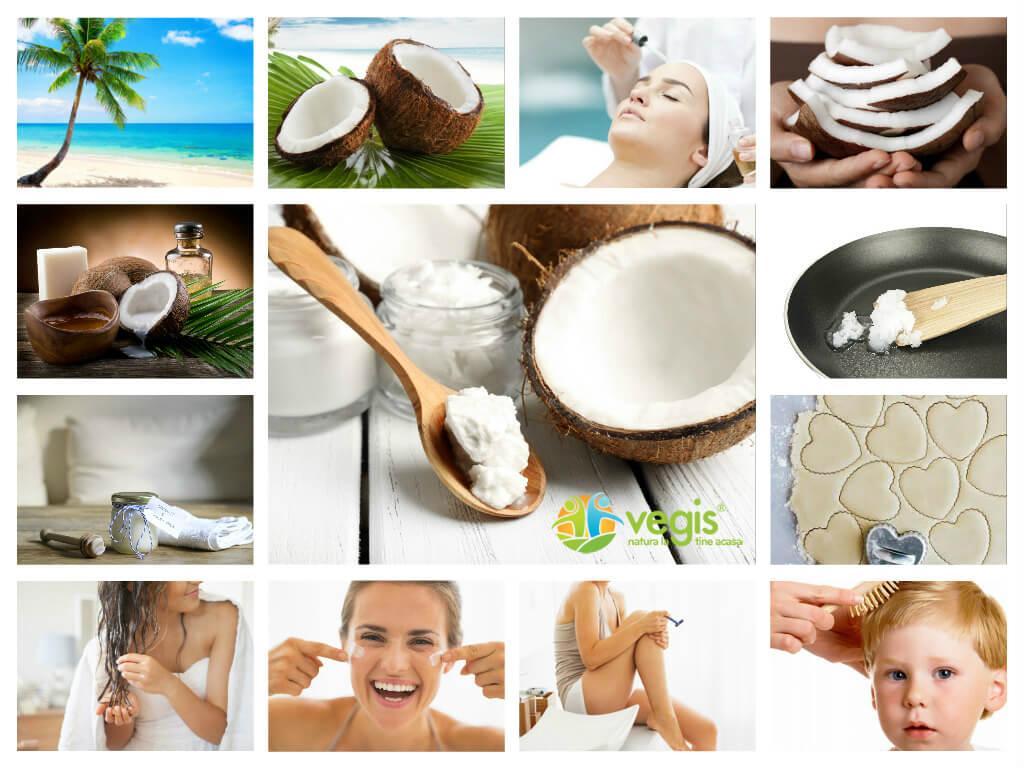 50 de utilizari ale uleiului de cocos