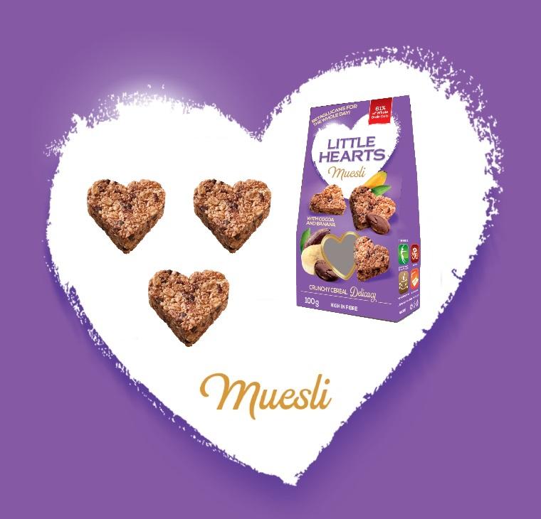Musli little hearts
