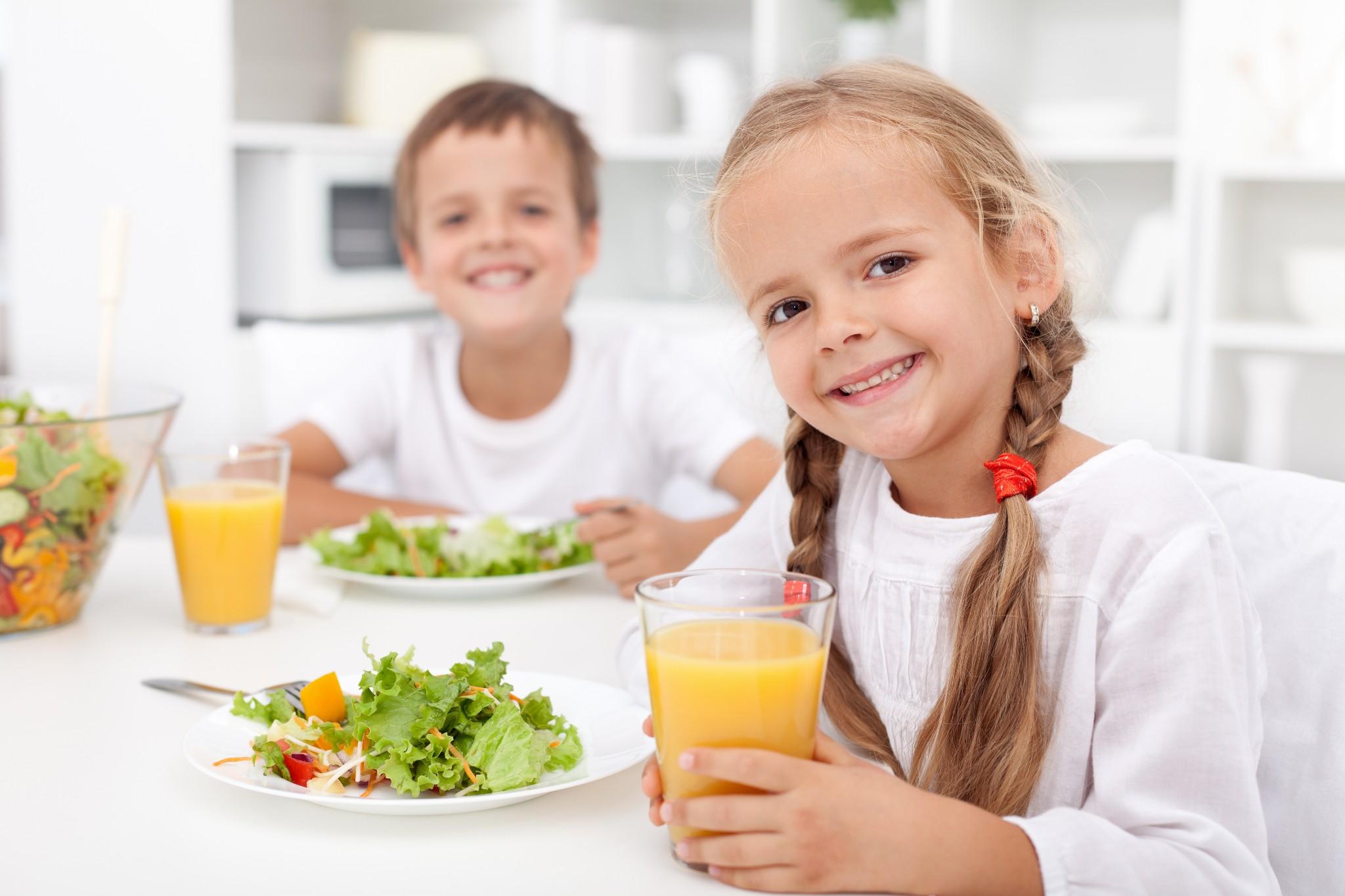 Sucuri naturale pentru copii