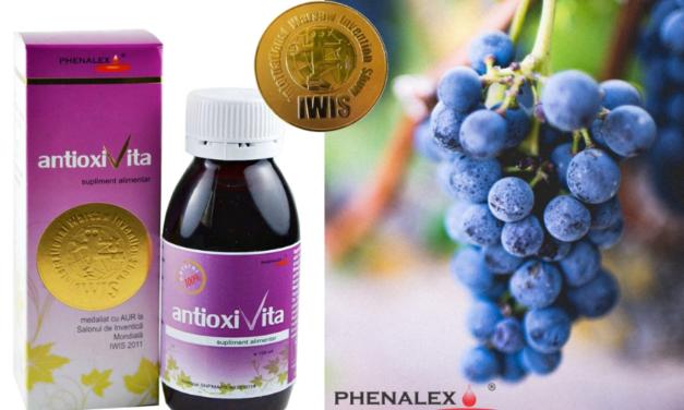 Antioxivita – 14 beneficii fantastice ale celui mai puternic antioxidant romanesc