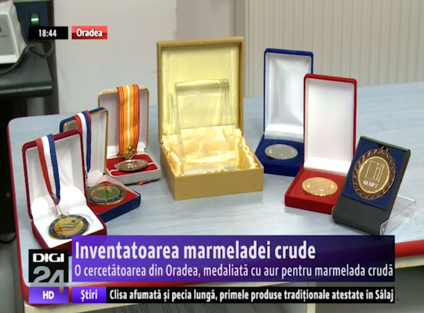 medalie antioxivita