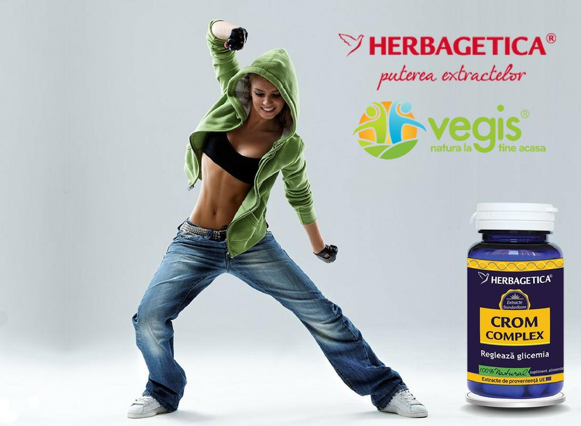 Crom complex, formula naturala pentru controlul greutatii corporale