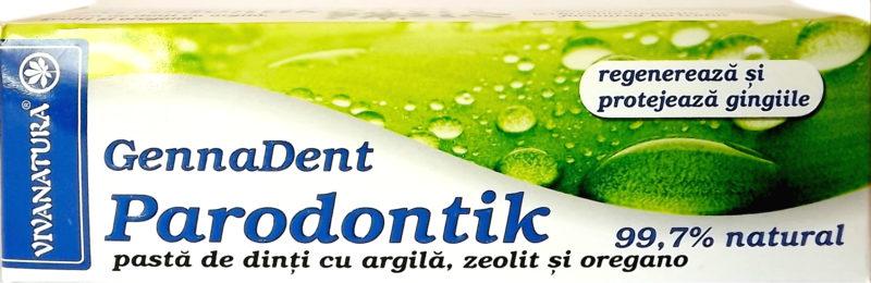 Foloseşte pasta de dinţi Parodontik şi zâmbeşte cu încredere!