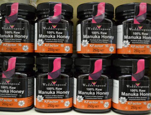 Miere de Manuka, un produs-minune pentru sănătatea noastră