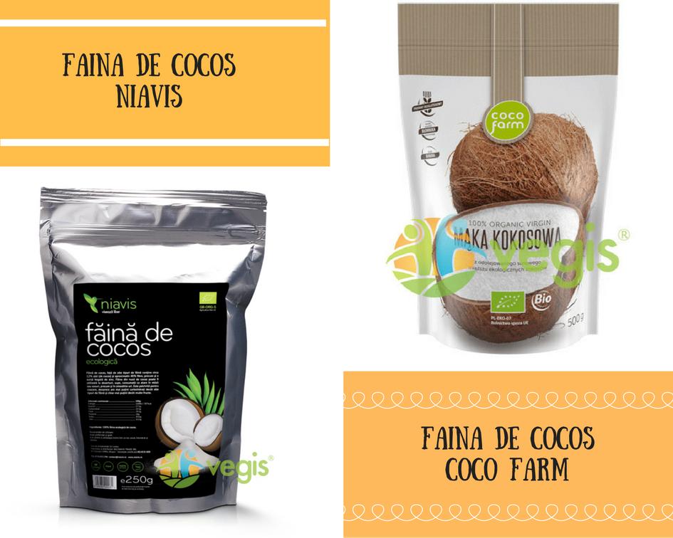 Faina de cocos Niavis si Coco Farm