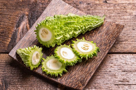 Castravetele amar (momordica) – fructul cu efecte antidiabetice