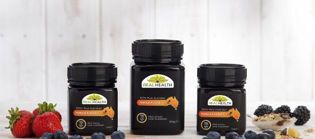 miere de Manuka Real Health