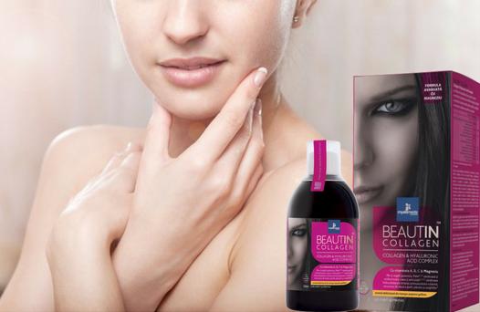 S-a lansat noul Beautin Collagen cu magneziu de la MyElements!