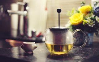 Prepararea ceaiului
