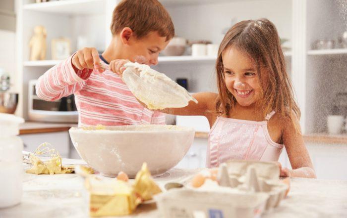 deserturi rapide si sanatoase pentru copii