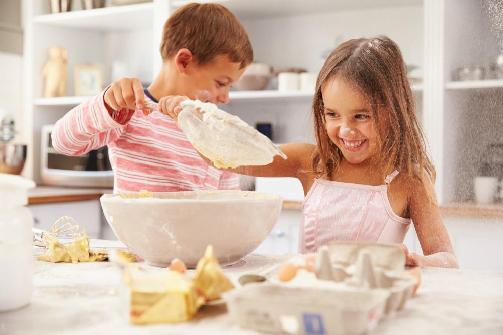 5 deserturi rapide si sanatoase pentru copii