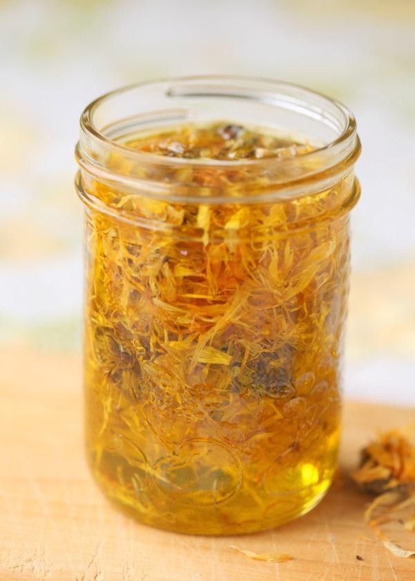 prepararea ceaiului prin macerare