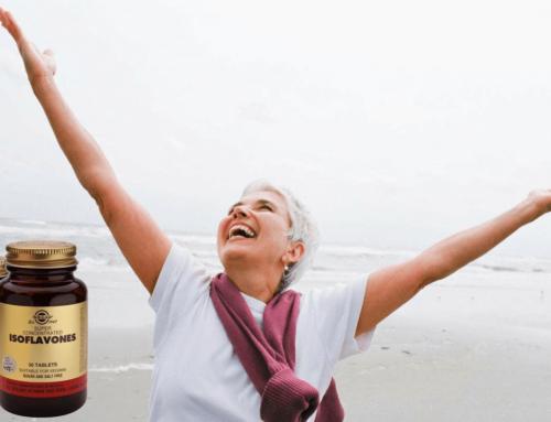 De ce să urmezi un tratament pentru menopauza cu izoflavone