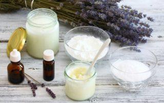 deodorant natural facut in casa