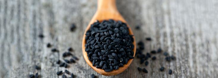 seminte chimen negru