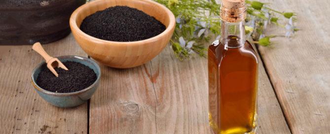 seminte de chimen negru