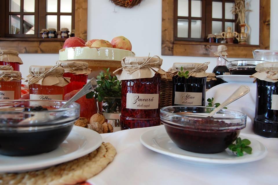 Camara de la Munte: dulceţuri şi siropuri naturale, făcute în inima Apusenilor