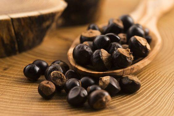 fructe (seminte) uscate de guarana