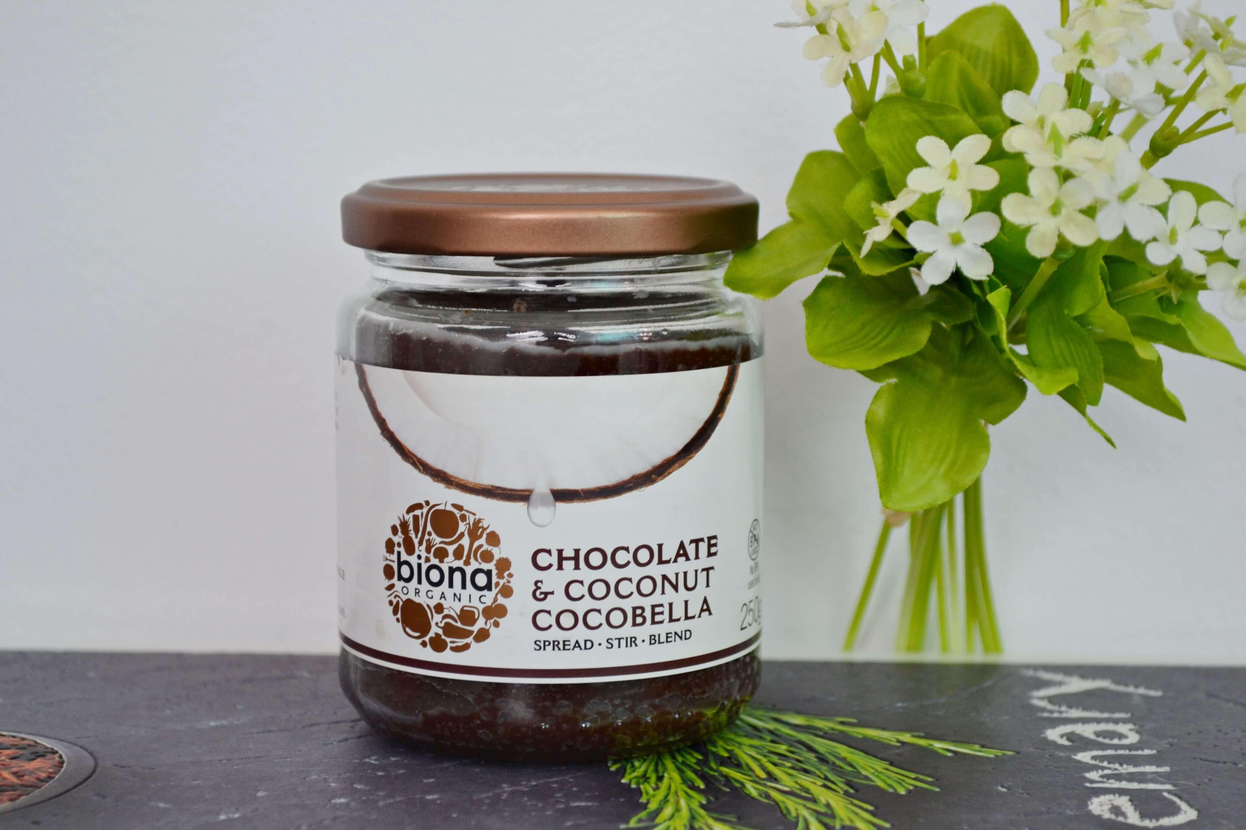 crema de ciocolata cu cocos CocoBella