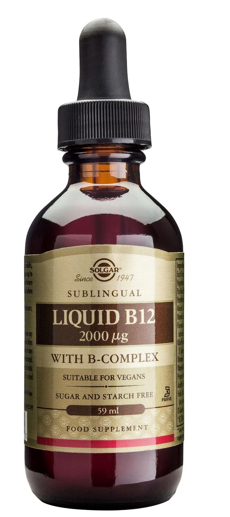 vitamina B12 lichida