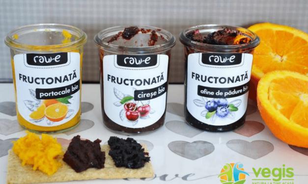 Rețete fără zahăr cu fructonată și fructe uscate de aronia
