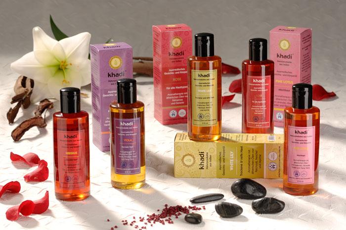 cosmetice ayurvedice Khadi