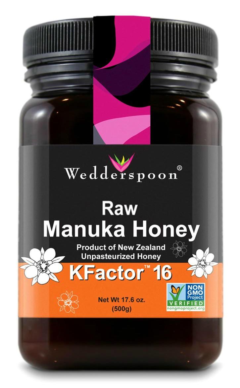 miere de Manuka KFactor 16 Wedderspoon