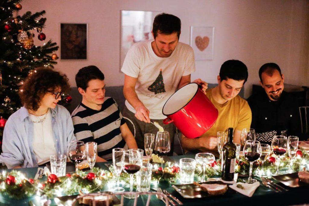 Interviu Mihai Marcu - Come to dinner
