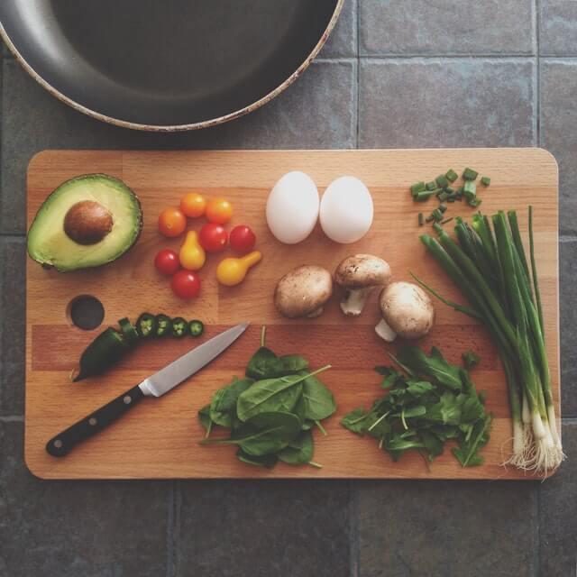 Spanac în dieta zilnică