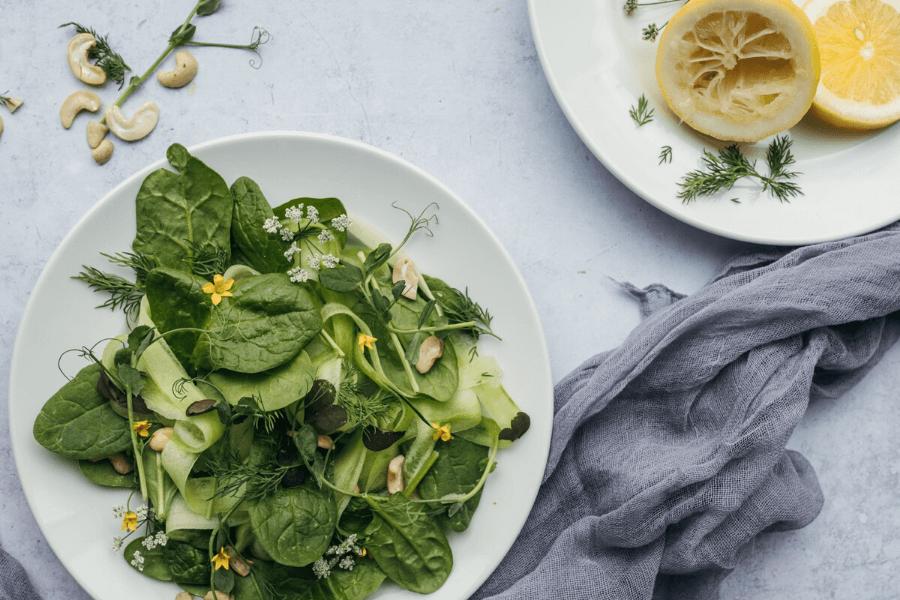 Spanac: valori nutriționale și beneficii