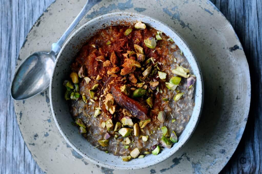 cum se face porridge