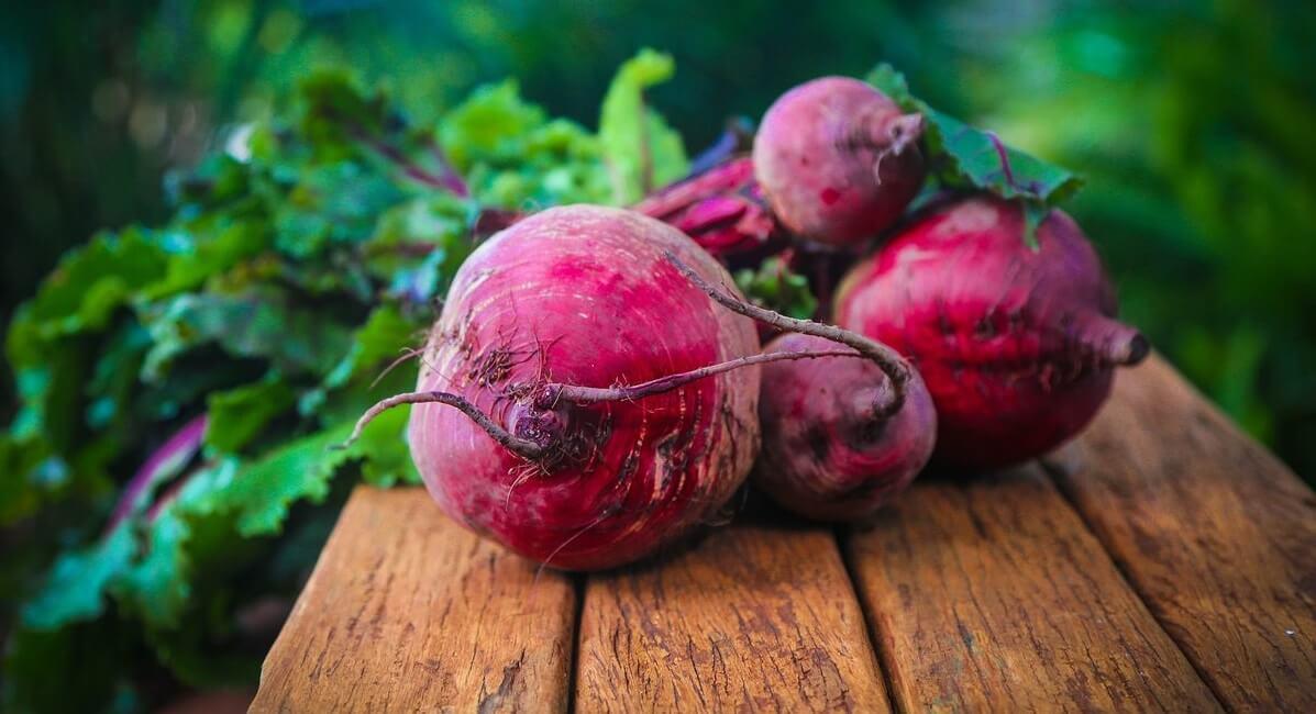 valori nutritionale sfecla rosie