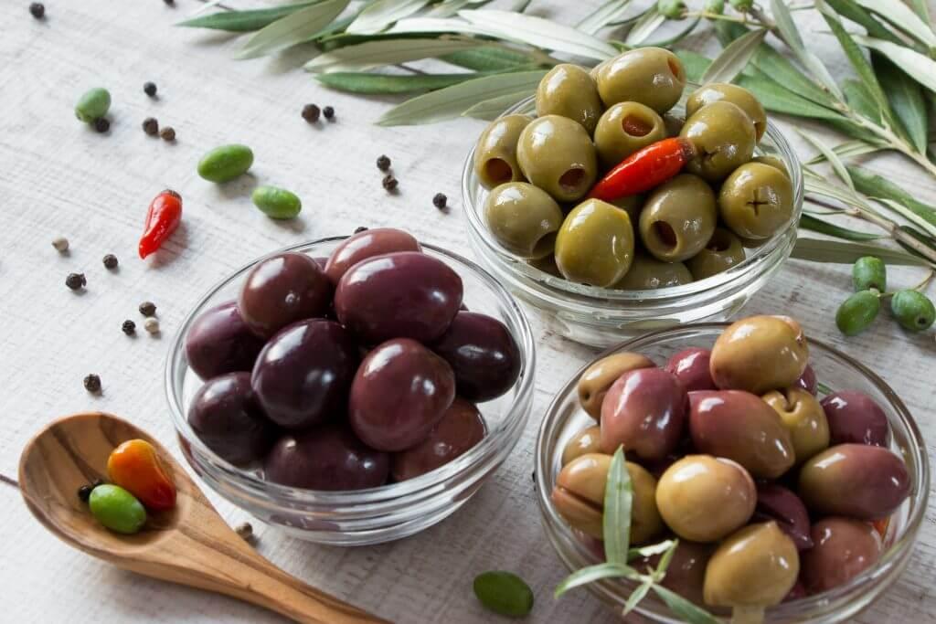 Uleiul de măsline în alimentație
