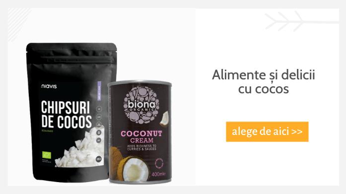 Alimente și delicii cu cocos