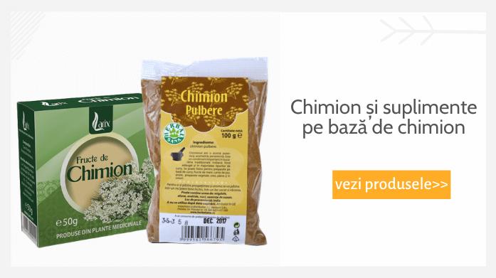 Chimion și suplimente pe bază de chimion