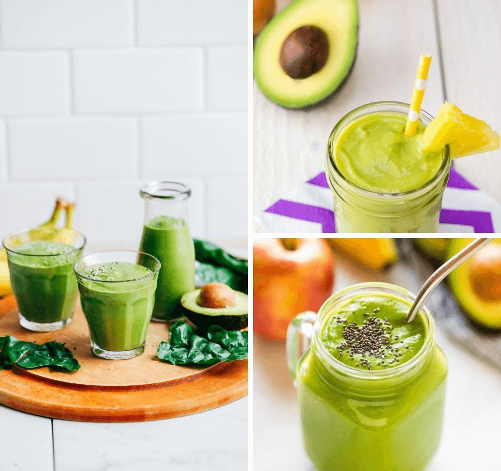 Smoothie cu avocado