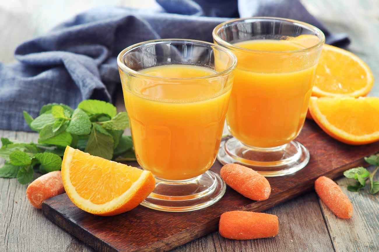 Suc de clementine și ananas