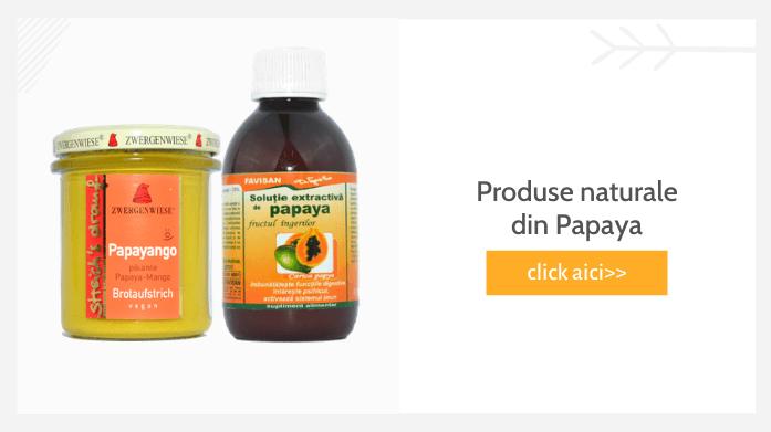 produse papaya