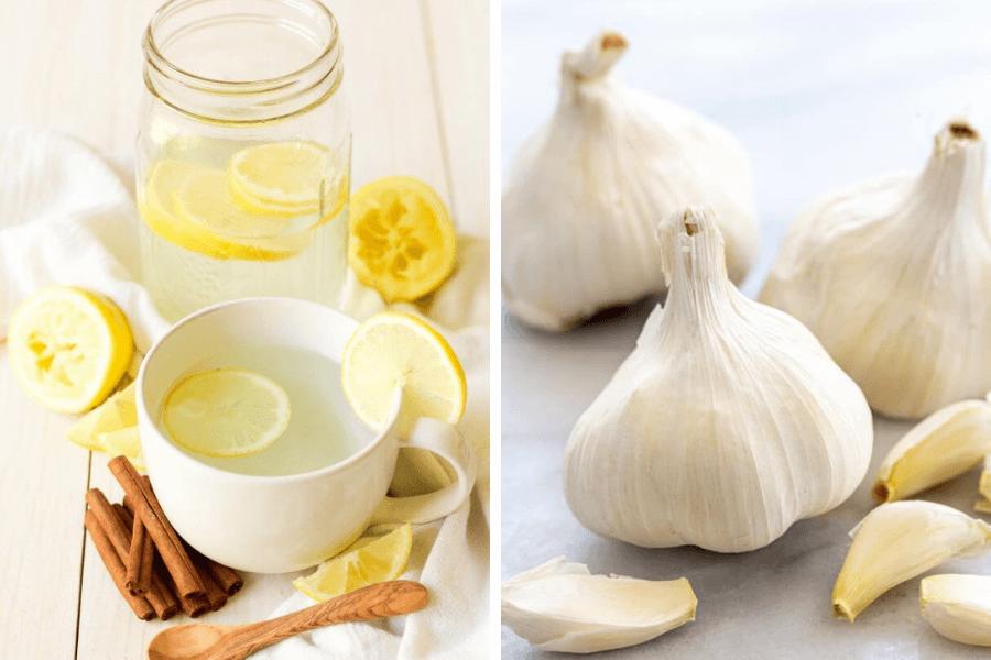 Limonadă cu ghimbir și scorțișoară