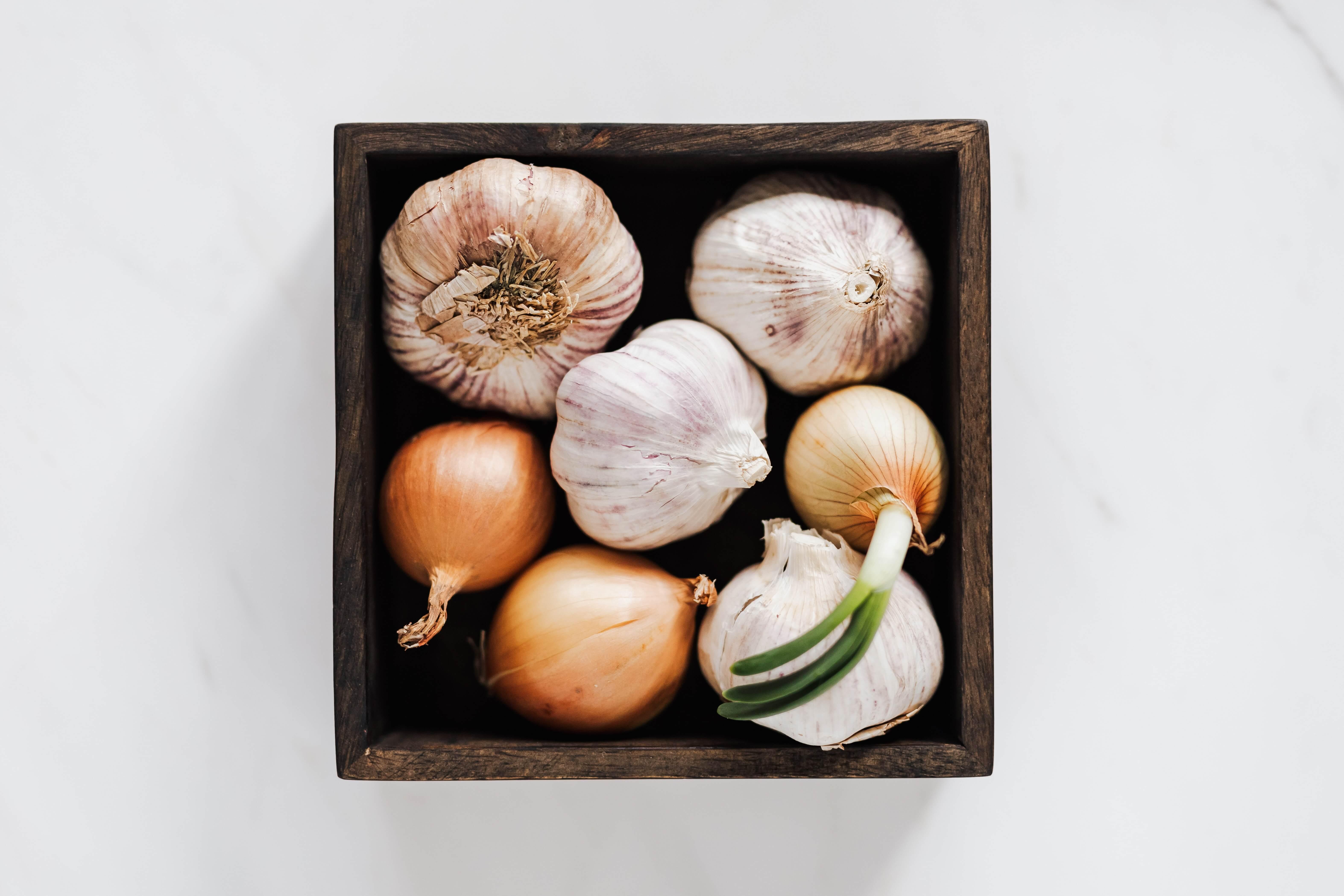 Proprietăți medicinale usturoi
